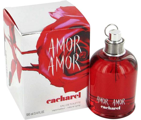 Cacharel Amor Amor (EDT,Woman,TESTER,100ml) Smaržas sievietēm