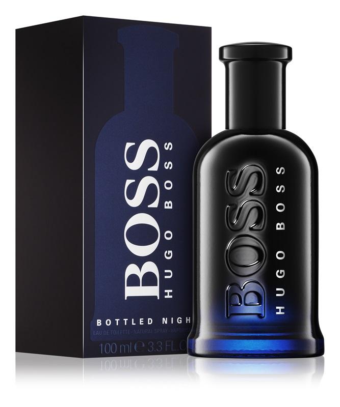 Hugo Boss No.6 Night 100ml Vīriešu Smaržas