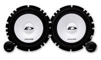 Alpine SXE-1750S auto skaļruņi