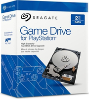 SEAGATE 2TB HDD for Playstation cietais disks