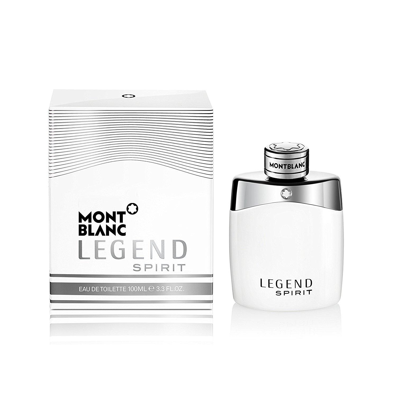 Mont Blanc Legend Spirit 100ml Vīriešu Smaržas