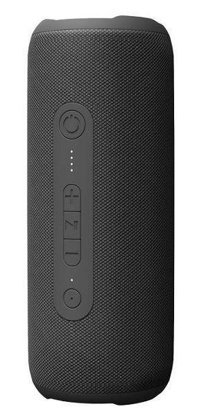 Evelatus Bluetooth Speaker M size EBS02  Black pārnēsājamais skaļrunis