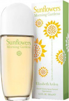 Elizabeth Arden Sunflowers Morning Gardens  EDT 100ml Smaržas sievietēm