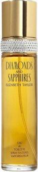 Elizabeth Taylor Diamonds and Saphires EDT 100ml TAYL/Diamonds and Saphires/EDT/100/W Smaržas sievietēm