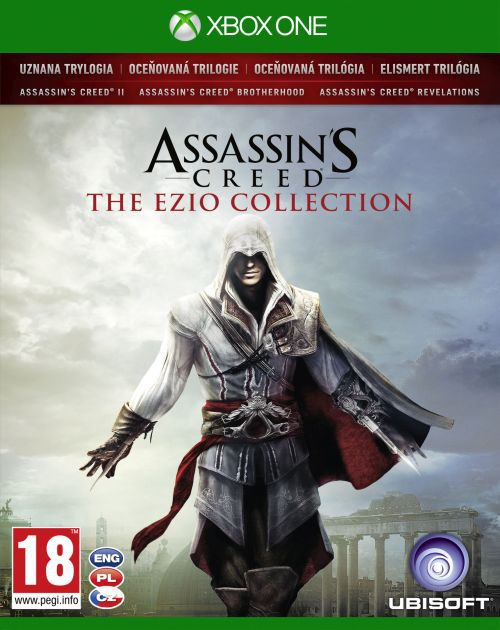 Assassin's Creed The Ezio Collection (XONE)