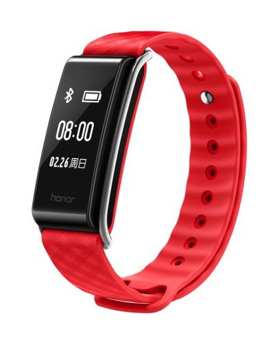 Huawei Band A2 Red Viedais pulkstenis, smartwatch
