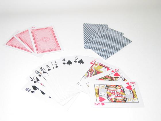Spēļu kārtis galda spēle