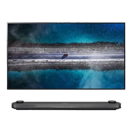 "LG OLED65W9PLA  65"" (165 cm), Smart TV, 3D,  Ultra HD OLED TV, 3840 x 2160, Wi-Fi, DVB-T/T2/C/S/S2, Black LED Televizors"