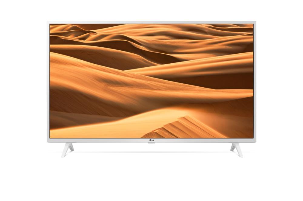 LG 43UM7390PLC 43 (108 cm), Smart TV, Ultra HD LED, 3840 x 2160, Wi-Fi, DVB-T/T2/C/S/S2, White LED Televizors
