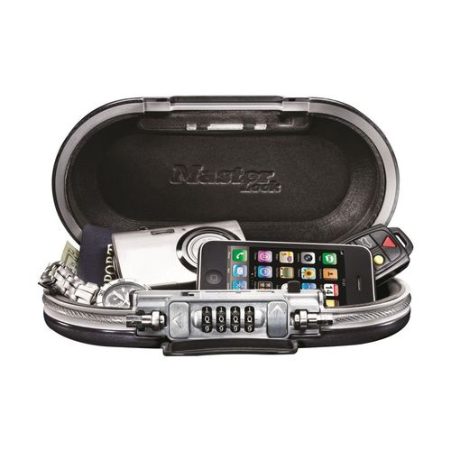 MasterLock 5900D -  Dark Grey/Metal finish 3ZM071