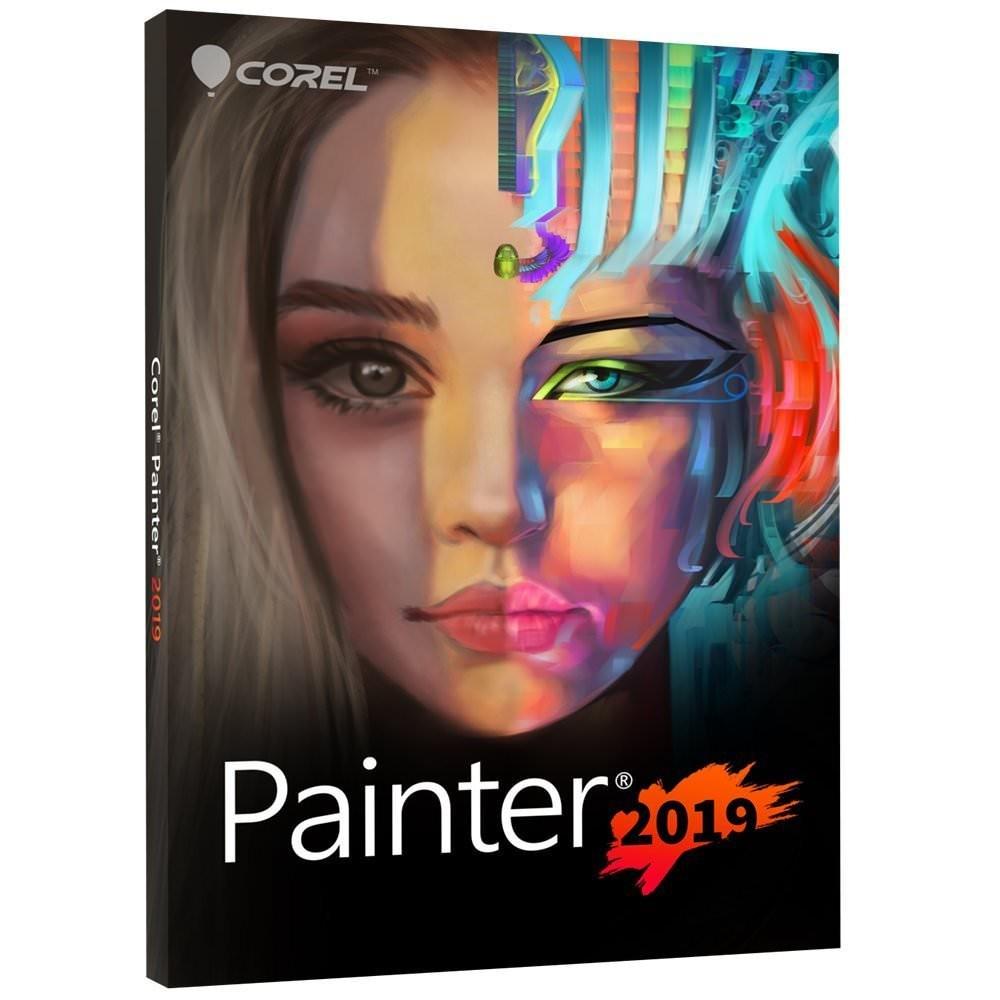 Corel Painter 2019 ML Box PTR2019MLDP PTR2019MLDP
