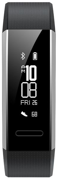 Huawei Band 2 Pro Black sporta pulkstenis