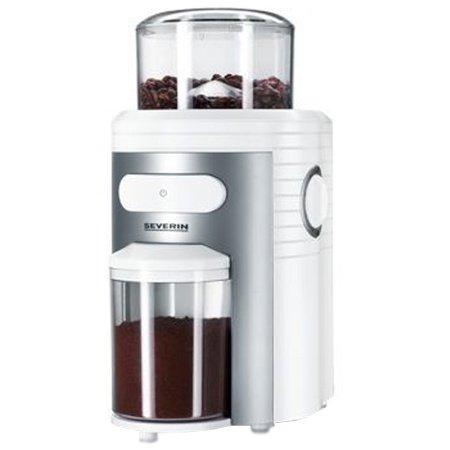 Severin Coffee Grinder KM 3873 white/silver 3873 Kafijas dzirnaviņas