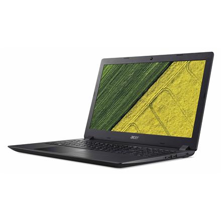 """Acer Aspire 3 A315-41 Black, 15.6 """", Full HD, 1920 x 1080 pixels, Matt, AMD, Ryzen 5 2500U, 6 GB, DDR4, SSD 256 GB, AMD Radeon Vega Portatīvais dators"""