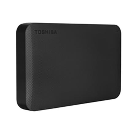 Toshiba CANVIO READY 2.5; 500GB USB 3.0 Black Ārējais cietais disks