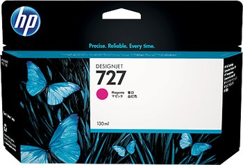 HP no.727  Magenta Ink Cartridge 130 ml for T920,T1500,T2500 series