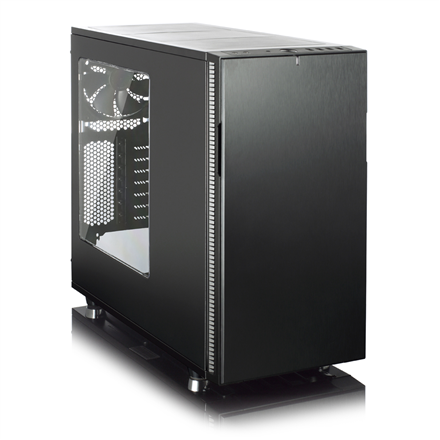 Fractal Design Define R5 Blackout Window Datora korpuss