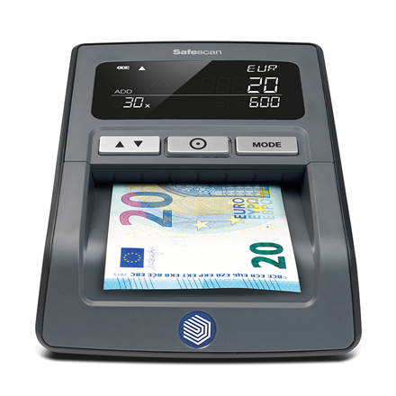 SAFESCAN 155i-S Money Checking Machine, Black SAFESCA