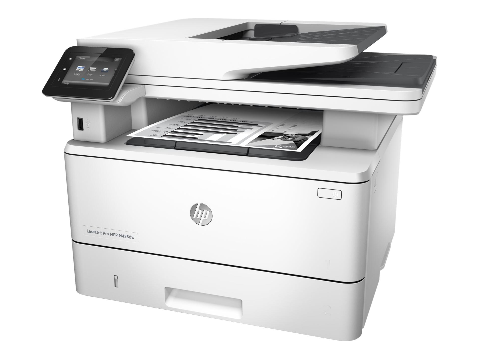 HP LaserJet Pro MFP M426dw printeris