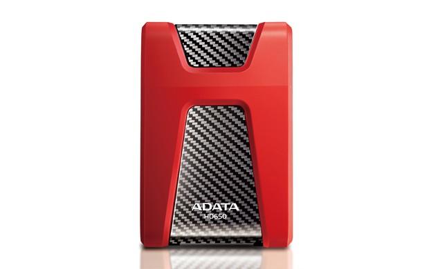 DashDrive Durable HD650 2TB 2.5'' USB3.1 Red Ārējais cietais disks