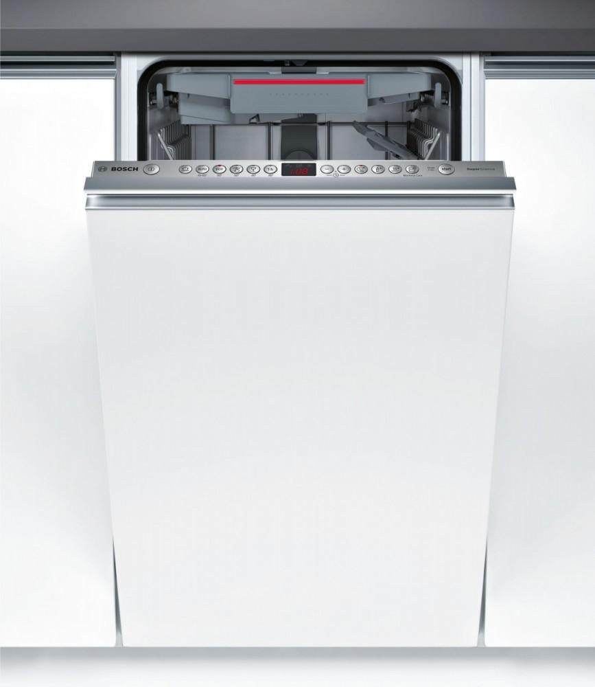 SPV46MX02E Dishwasher Iebūvējamā Trauku mazgājamā mašīna