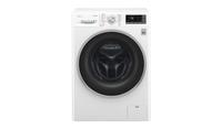 LG Washing machine F2J7HY1W Front loading, Washing capacity 7 kg, 1200 RPM, Direct drive, A+++-10%, Depth 45 cm, Width 60 cm, White, LED, St Veļas mašīna