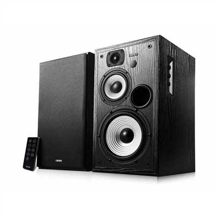 Edifier Studio R2730DB 2.0 Bluetooth Speakers/ 136W RMS/ Remote Control/ Bluetooth, Dual Digital (Optical) and Analogue (RCA) Audio Inputs datoru skaļruņi