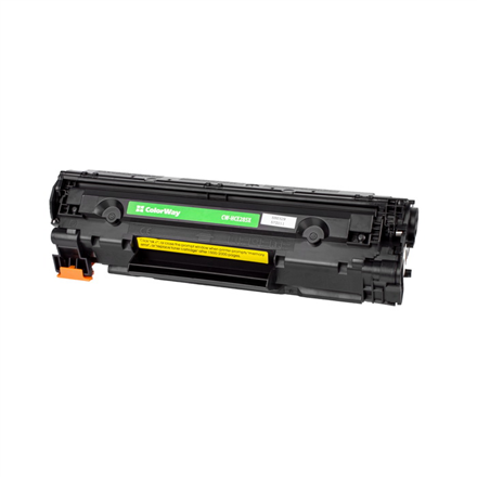 ColorWay Toner Cartridge, Black, HP CE285X; Canon 725H kārtridžs