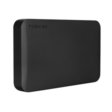 Toshiba CANVIO READY 2.5; 2TB USB 3.0 Black Ārējais cietais disks