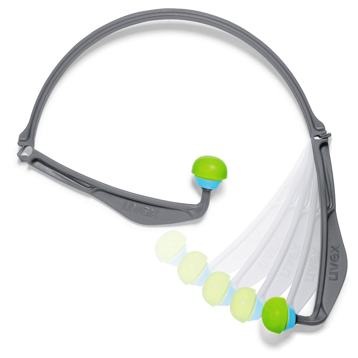 x-fold, foldable ear band, 5 pcs. UV2125344 darba apavi