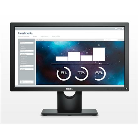 Dell LCD E2016H 19.5