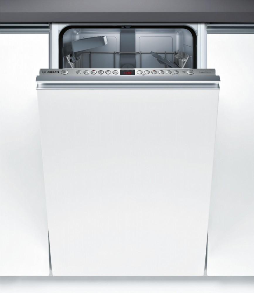SPV46IX03E Dishwasher Iebūvējamā Trauku mazgājamā mašīna