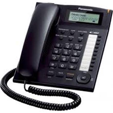 Panasonic KX-TS880FXB Corded phone telefons