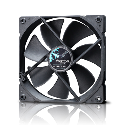Fractal Design Dynamic GP-14 (FD-FAN-DYN-GP14-BK) ventilators
