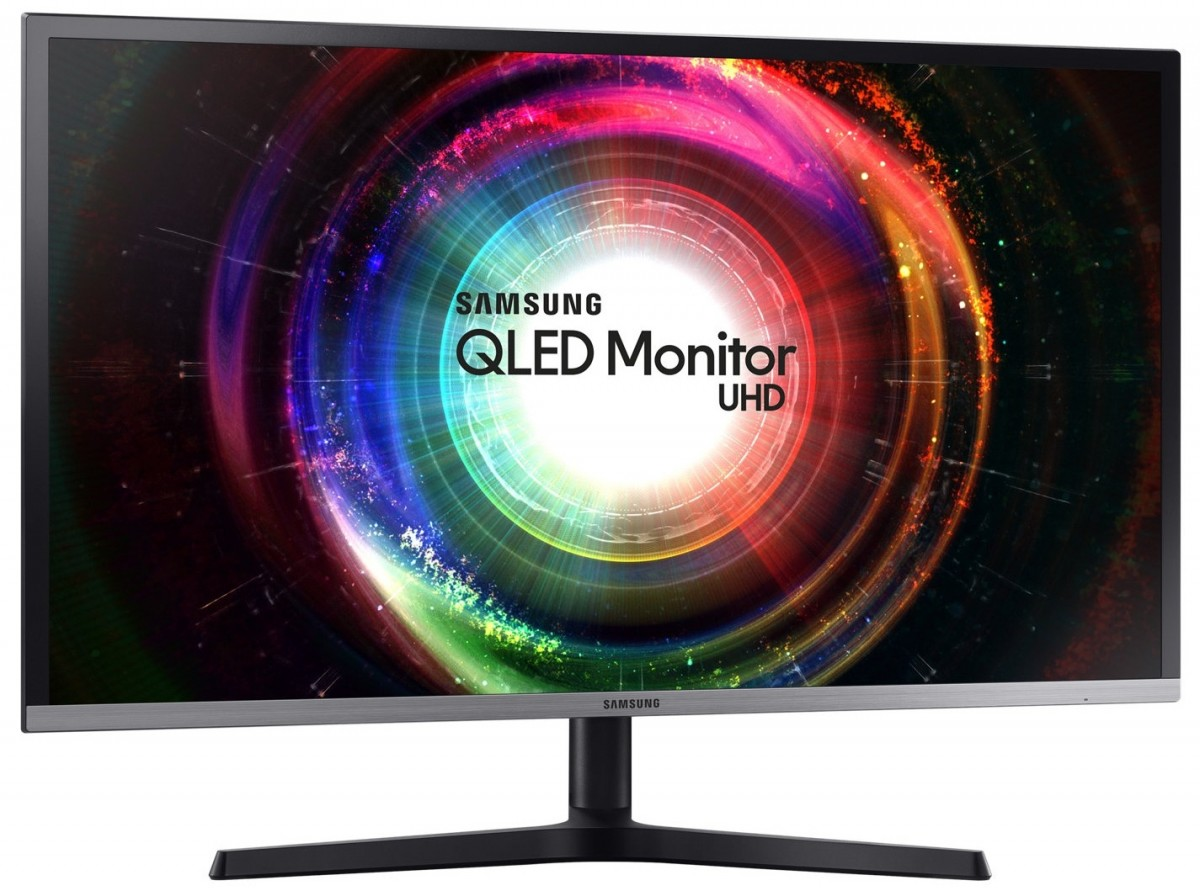 Samsung U32H850, 81,28 cm (32), FreeSync, 4K, VA - DP, HDMI monitors