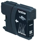 Brother LC1100HYBK black | 2pcs | 900pgs x 2 | DCP395CN/DCP585CW/DCP6690CW kārtridžs