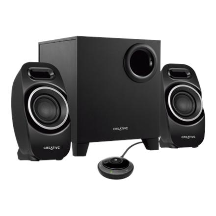 Creative T3250W wireless speakers 2.1 datoru skaļruņi