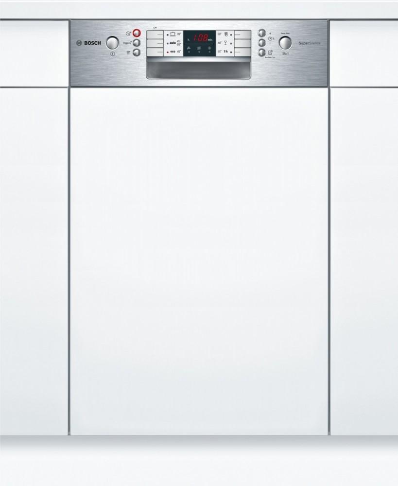 SPI46MS01E Dishwasher Iebūvējamā Trauku mazgājamā mašīna