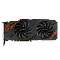 Gigabyte GeForce GTX 1070 Ti WindForce 8G, 8192 MB GDDR5 video karte