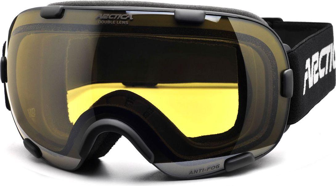 Arctica Gogle narciarskie Arctica G-100I czarne 4103993
