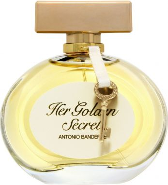 Antonio Banderas Her Golden Secret EDT 50ml 35852 Smaržas sievietēm