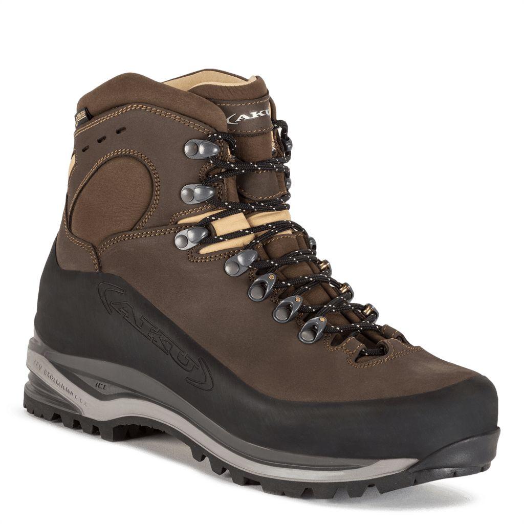 Aku Buty meskie Superalp NBK LTR Brown r. 46 (592.1-050) 4051587 Tūrisma apavi