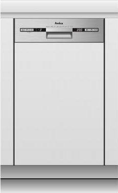 Zmywarka Amica DSM437ACTS 1100432 Iebūvējamā Trauku mazgājamā mašīna