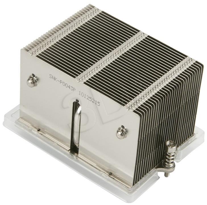 SUPERMICRO SNK-P0043P Serveru aksesuāri