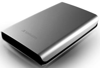 Verbatim 2.5''  Store 'n' Go 1TB Silver Ārējais cietais disks