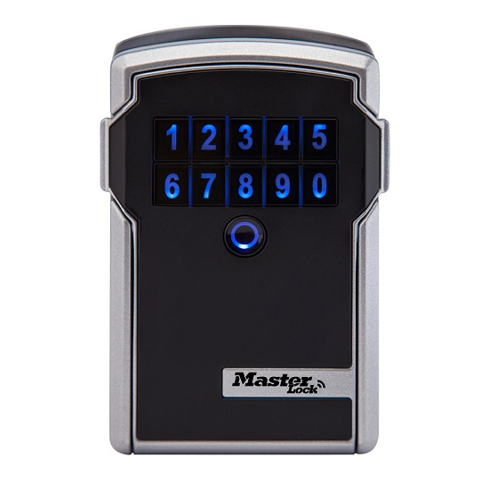 MasterLock 5441 Bluetooth Key Lock Box 3ZM075