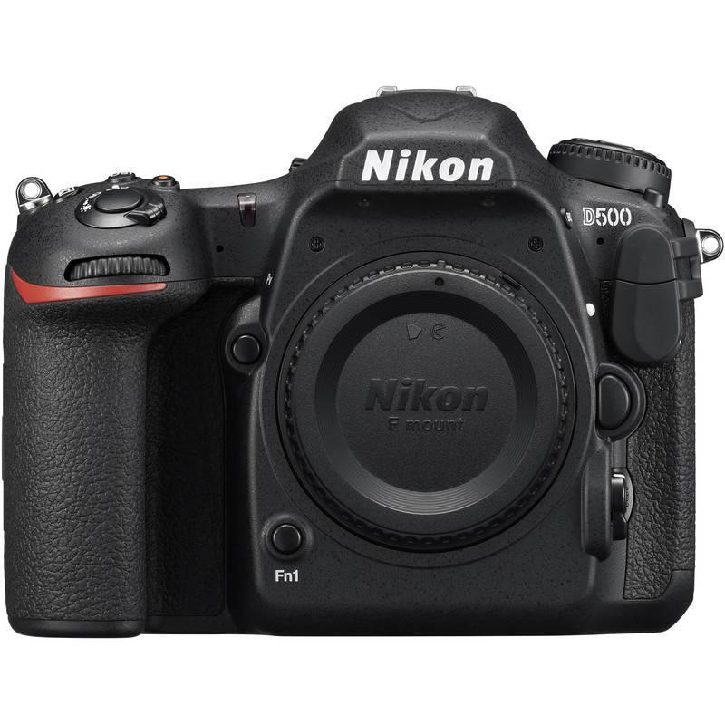 Nikon D500 Body Spoguļkamera SLR