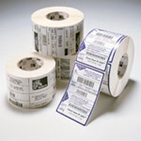 Zebra Label roll, 102x152mm, 12pcs thermal paper, premium coated 800264-605, 35-800264-605