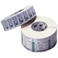 Zebra Label roll, 102x127mm thermal paper, 12 rolls/box 800264-505, 35-800264-505