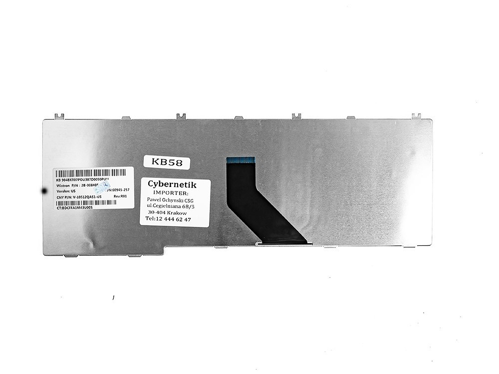 Green Cell Keyboard for Lenovo IdeaPad B550 B560 G550 G555 V550